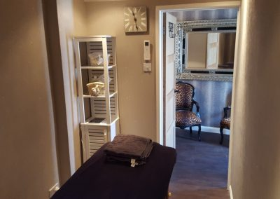 Treatment rooms at Essential Feeling Romford, airbnb bed and breakfast